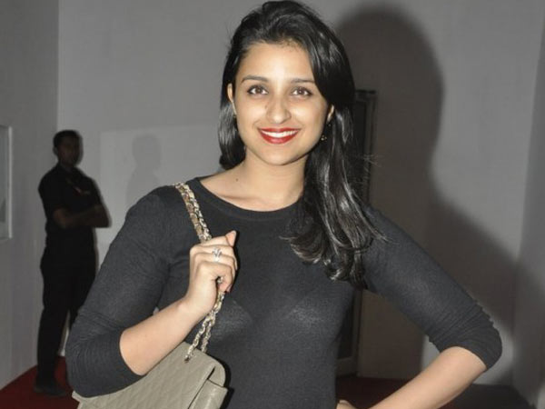 parineeti chopra short hair style