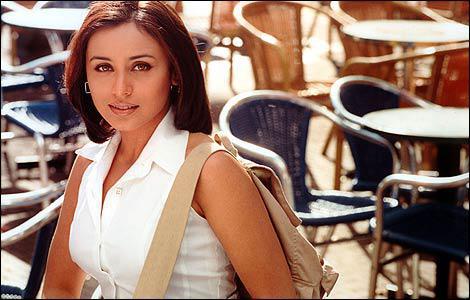 rani mukherjee in short hair style