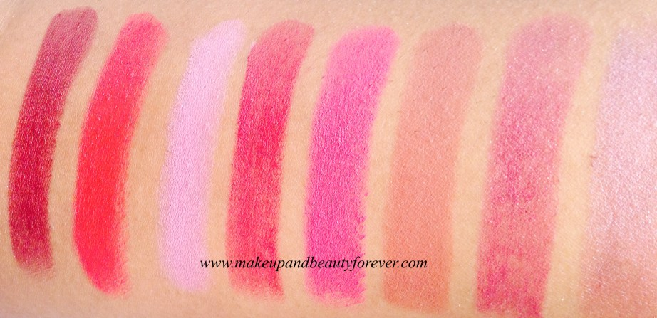 Maybelline Super Stay 14 Hour Lipstick Review, Shades, Swatches ...