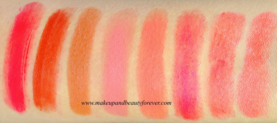 All Revlon Color Stay Ultimate Suede Lipstick Review, Shades, Swatches Price and Details