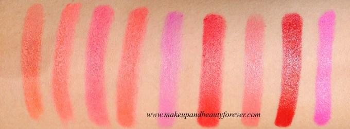 Colorbar Take Me As I Am Lipstick Tickle Me Pink Colorbar Take Me As I Am Lipstick Sinful Orange Colorbar Take Me As I Am Lipstick Simply Red 14