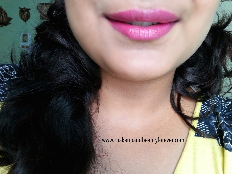 MAC Girl About Town Lipstick Review, Swatches LOTD