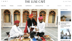 The Luxe Café – Luxury has a new address