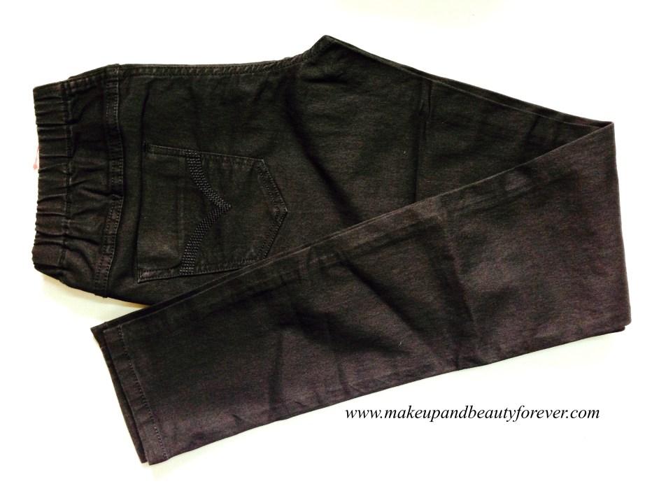 Black Pants MBF