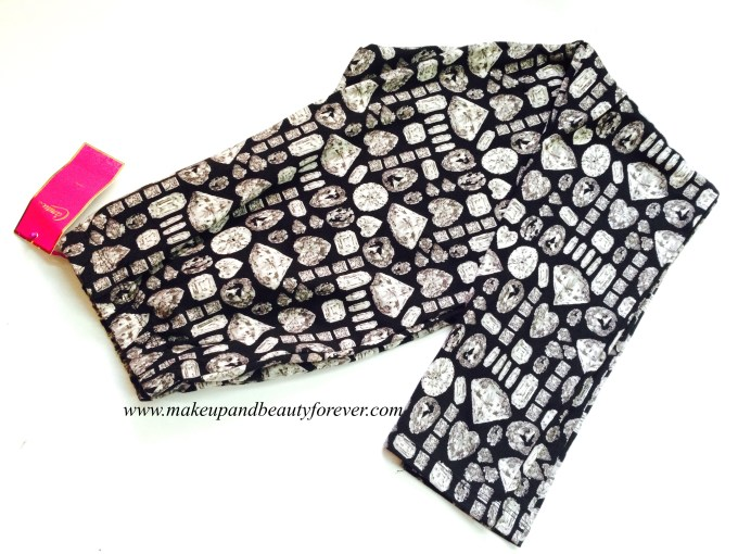 Diamond Printed Leggings by Candie's India