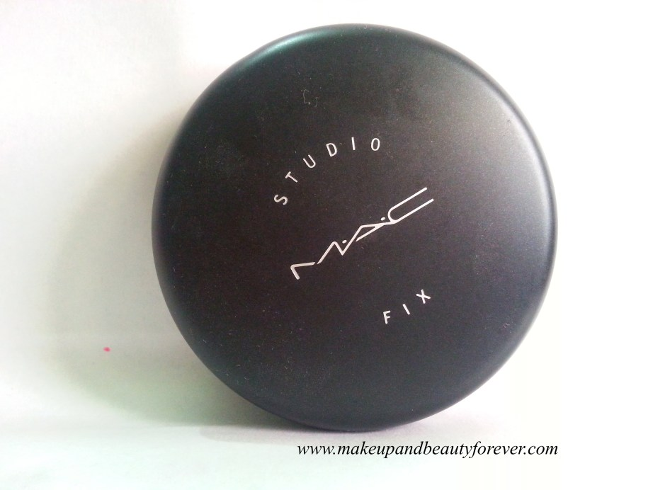 MAC Studio Fix Powder Plus Foundation Review, Swatches, FOTD MBF India