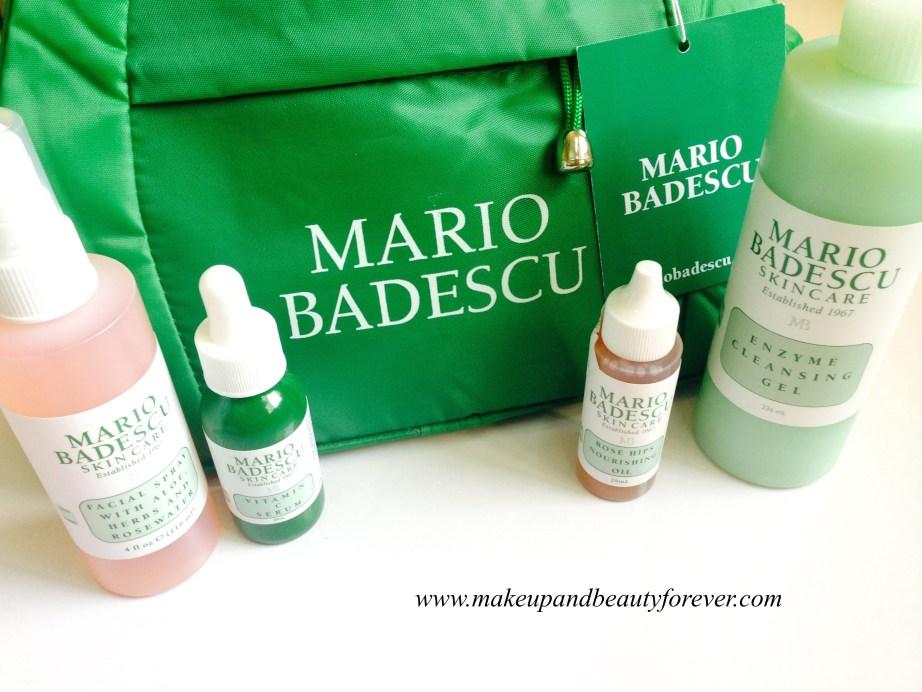 Mario Badescu Haul Best Products India