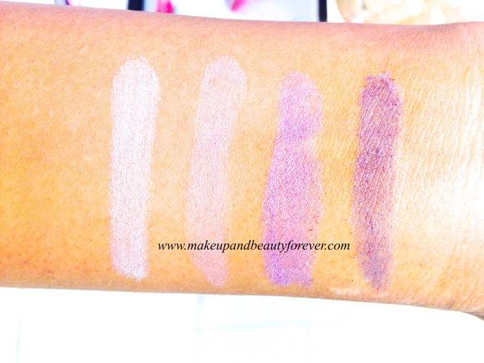 Maybelline Diamond Glow Eye Shadow by Eyestudio Review, Shades, Swatches, Price and Details mauve