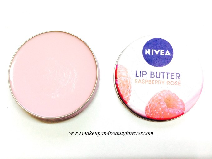 Nivea Lip Butter Raspberry Rose Review original