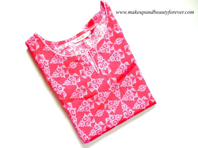 Pink Kurti MBF