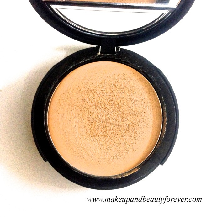 The Body Shop Extra Virgin Minerals Cream Compact Foundation with SPF 15 Review MBF India