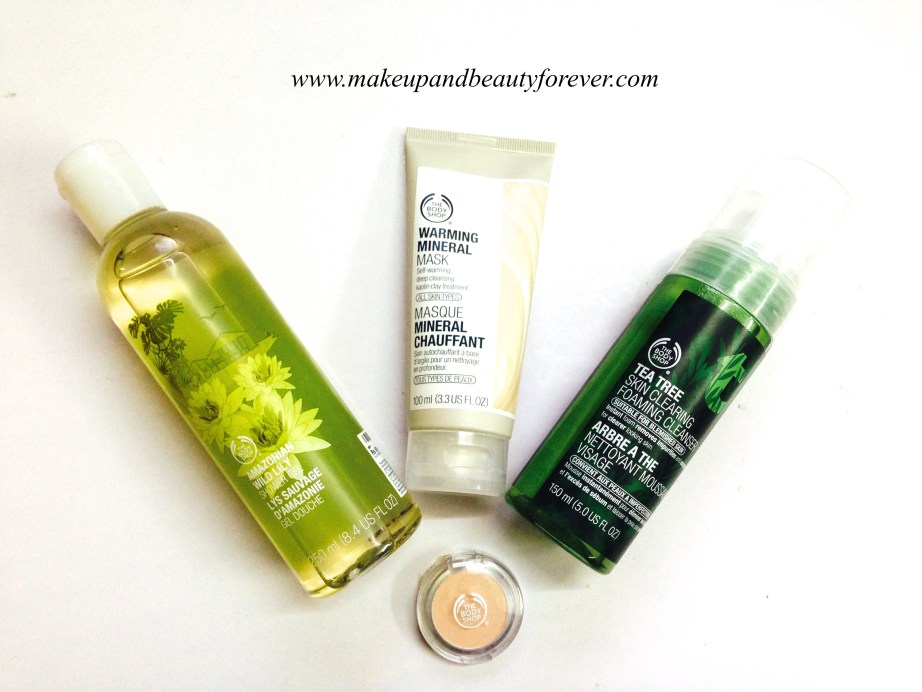The Body Shop Skin Care and Make up