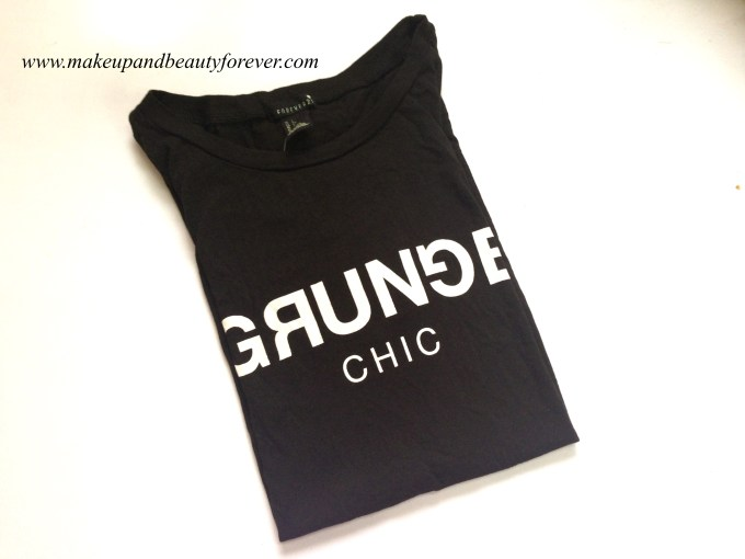 Forever 21 Fashion top
