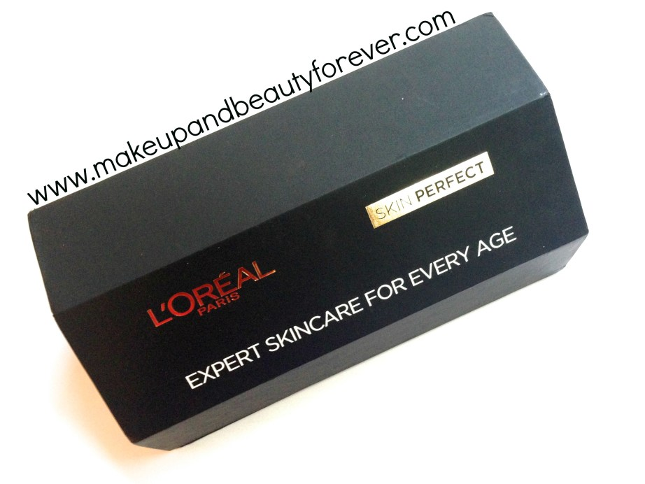 L'Oreal Paris Skin Perfect Range - Skin Care for every Age
