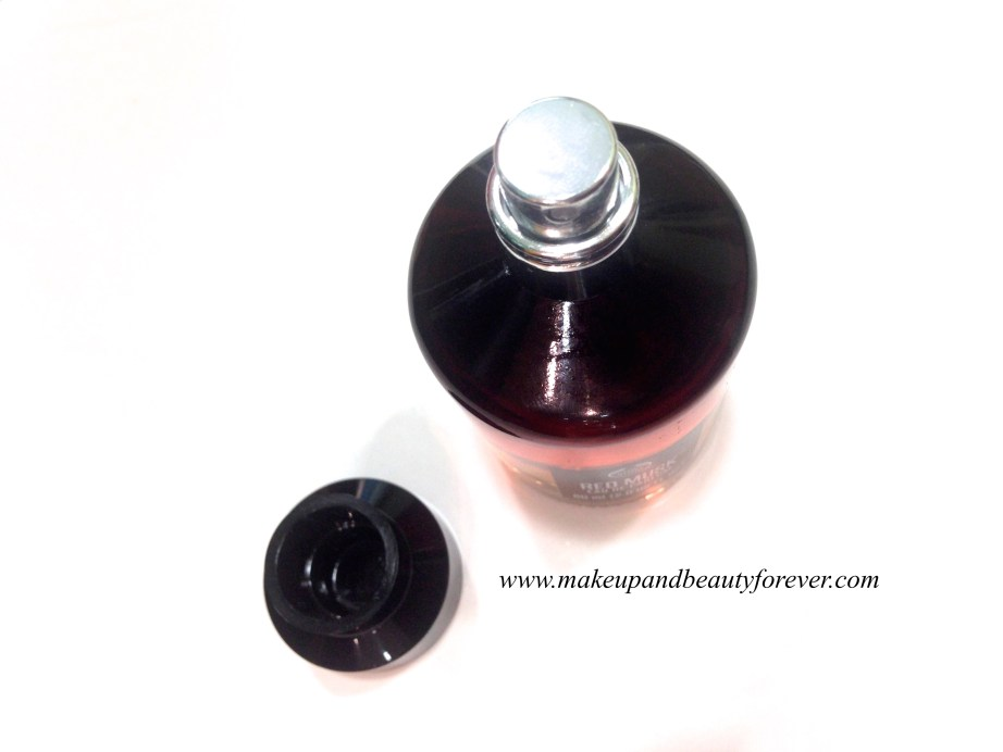 The Body Shop Red Musk Eau De Parfum EDT parfum oil Review