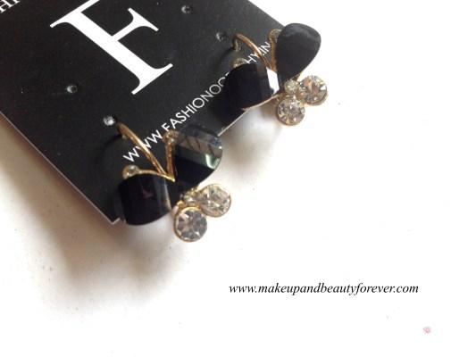 Fab Bag jewellery earrings March