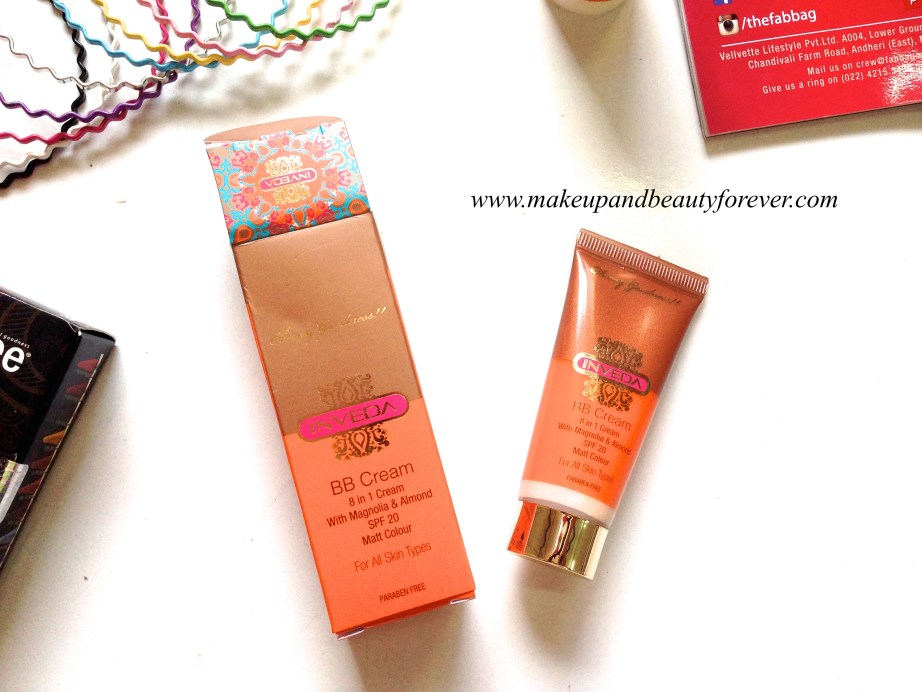 Inveda BB Cream Matt