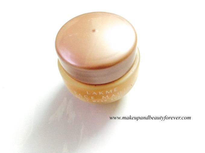 Lakme Face Magic Daily Wear Souffle Review 3