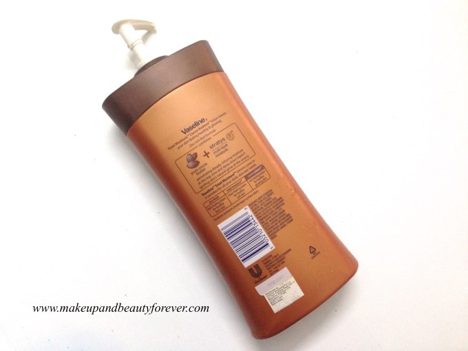 Vaseline Total Moisture Cocoa Glow Radiant Body Lotion Review 2