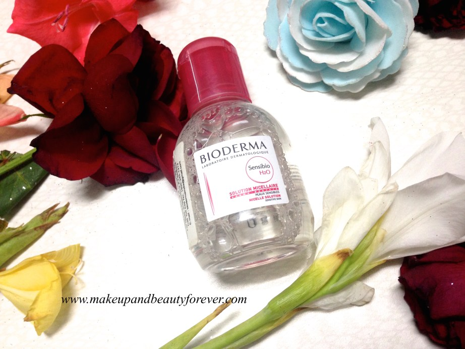 Bioderma Sensible H2O Micelle Solution Review 2