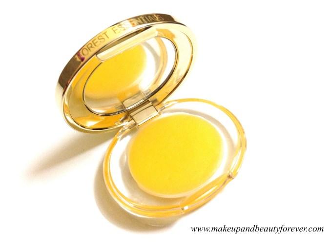 Forest Essentials Luscious Lip Balm Sweet Narangi Juice Review MBF India