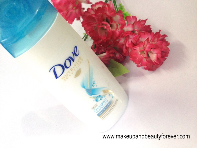 Dove Oxygen Moisture Shampoo Review 2
