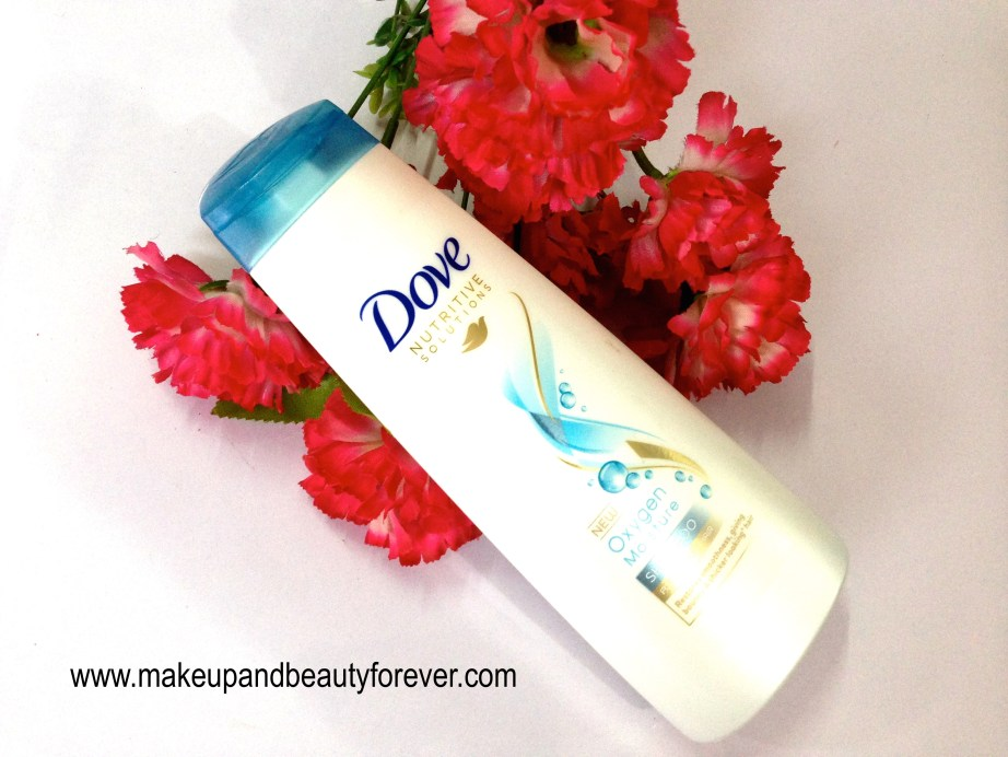 Dove Oxygen Moisture Shampoo Review 4