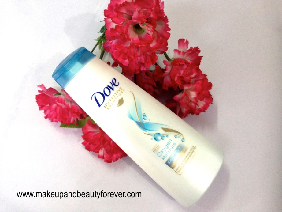 Dove Oxygen Moisture Shampoo Review 6