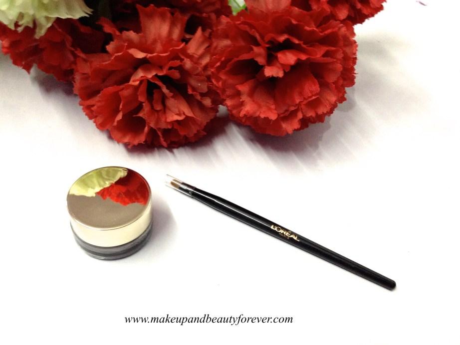L'oreal Paris Super Liner Gel Intenza 36H in Diamond Black cannes makeup 2015
