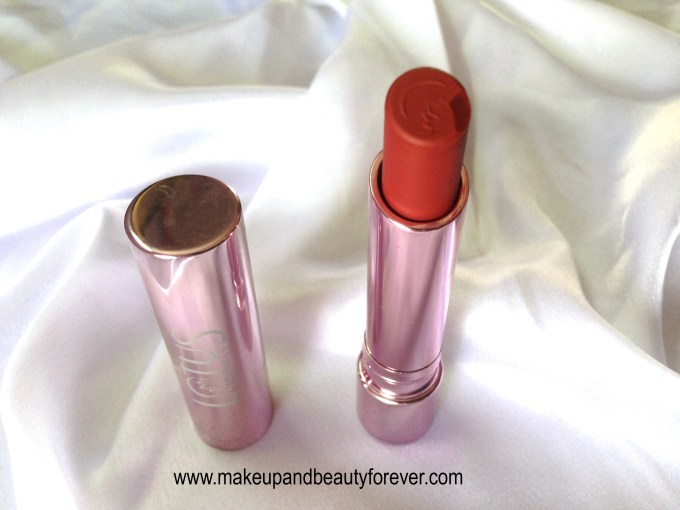 Lotus Herbals Ecostay Long Lasting Lip Colour Rose Mary 408 Review 1