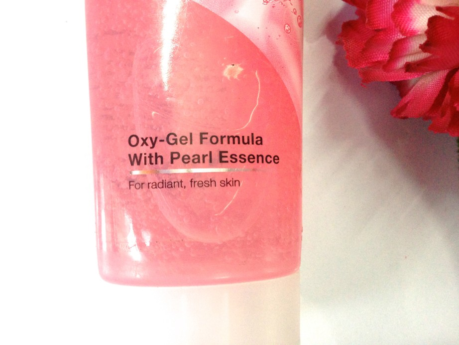 Ponds White Beauty Pearl Cleansing oxy gel formula Review