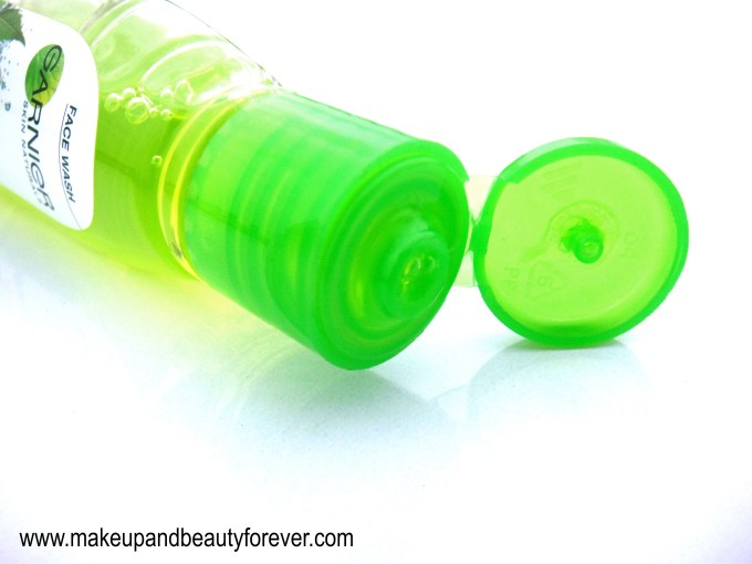 Garnier Pure Active Neem and Tulsi High Foaming Face Wash Review Indian Beauty Blog
