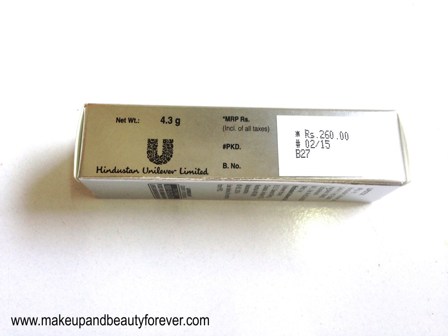 New Lakme Enrich Satin Lipstick P 163 Review Swatch LOTD MBF India beauty blog