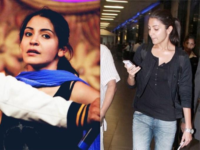 Anushka Sharma without no makeup