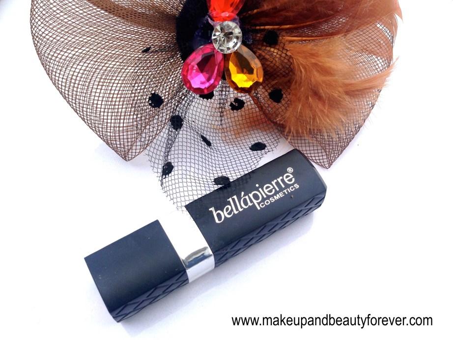 Bellapierre Mineral Lipstick shade Ruby