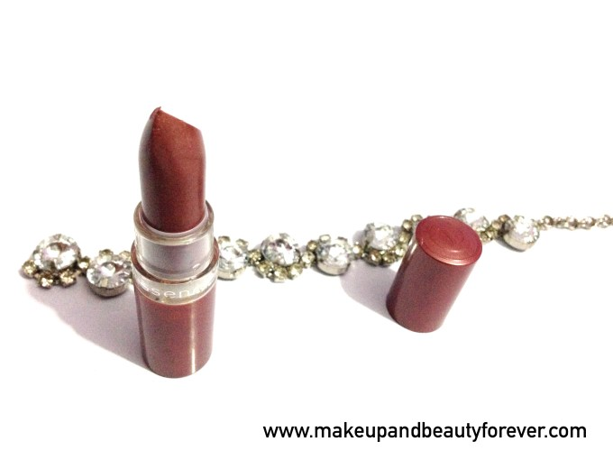 Essence cosmetics Lipstick Glamour Queen 31 Review swatch swatches price buy India