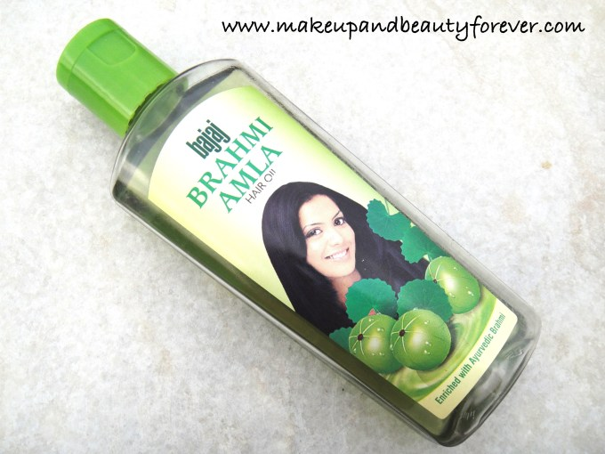 Bajaj Brahmi Amla Hair Oil Review Indian Gooseberry hair oil
