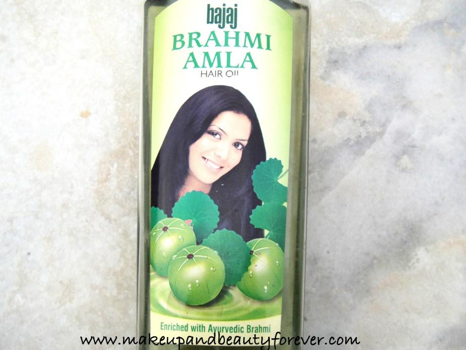 Bajaj Brahmi Amla Hair Oil Review buy online