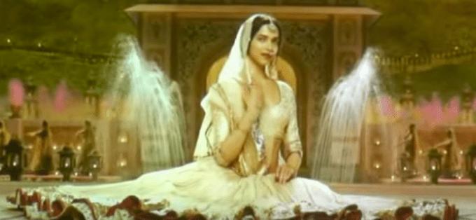 Bajirao Mastani Deepika Padukone Anju Modi