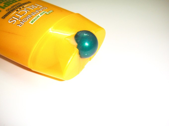 Garnier Fructis Triple Nutrition Strengthening Shampoo Review 1