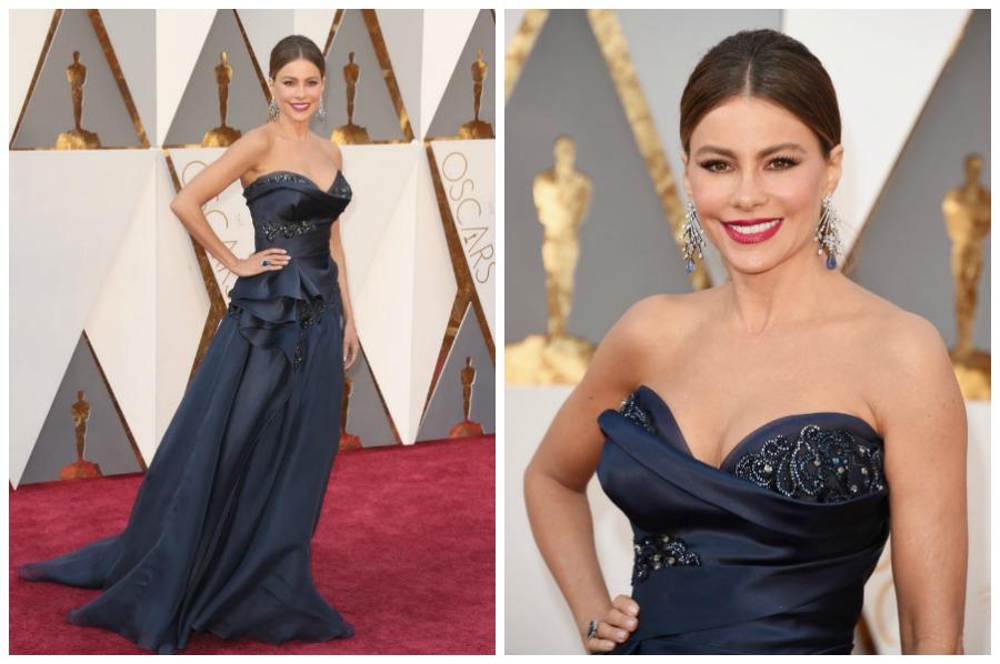 Sofia Vergara Oscars 2016 best dress