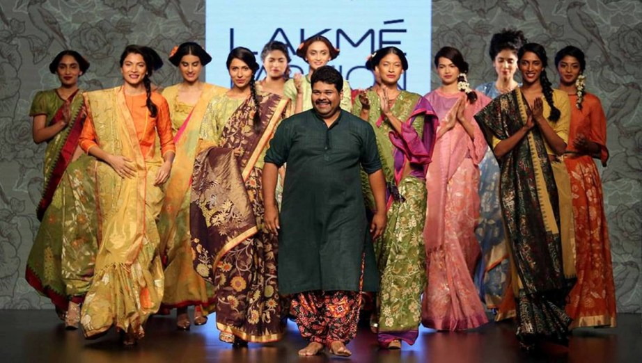 Carol Gracias is Breaking Stereotypes and Not the Internet Gaurang Shah Lakme Fashion Week 2016