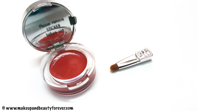 Colorbar Pout in a Pot Lipcolor 008 Charming Pink Review Swatch FOTD Makeup and Beauty Forever MBF Makeupandbeauty Forever