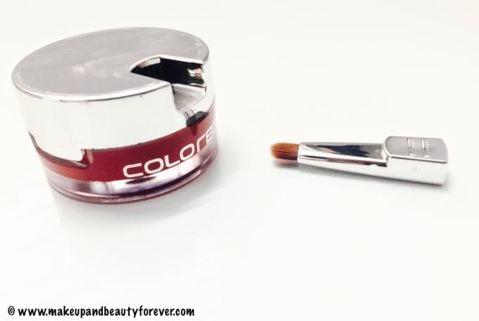 Colorbar Pout Pot Lipcolor 008 Charming Pink Review Swatch FOTD