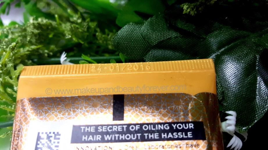 L'Oreal Paris Hair Expertise 6 Oil Nourish Oil in Cream Oil Replacement Cream Review MBF