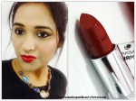 Lakme R352 Enrich Satin Lipstick Review, Swatches, FOTD