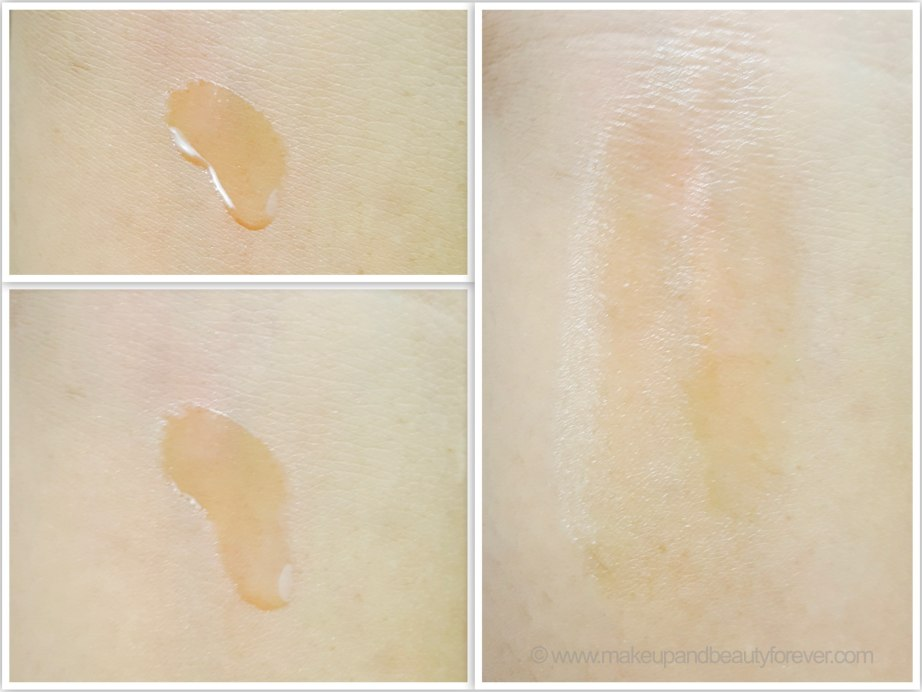 Bio Oil Multiuse Skincare Oil Review Ingredients Effects Swatch Photos