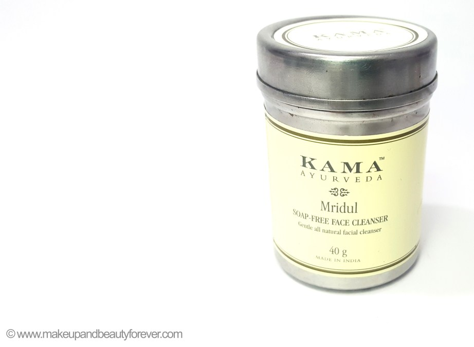 KAMA Ayurveda Mridul Review