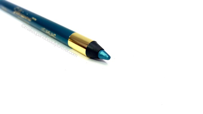 LOreal Silkissime Eyeliner True Teal Review Swatches