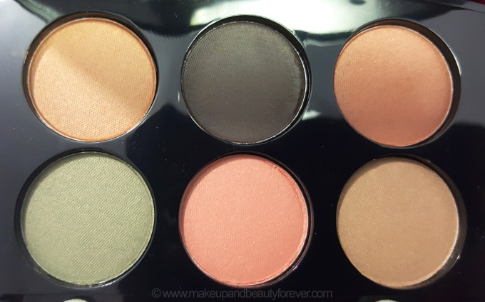 Lakme Absolute Illuminating Eye Shadow gold Review, Shades Swatches Price 1